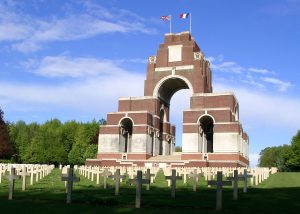 British Memorial to the Missing Thiepval