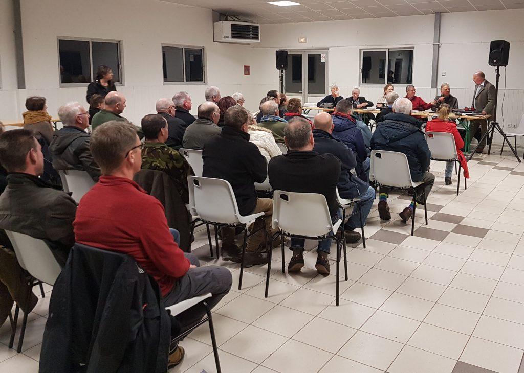 Jahreshauptversammlung Les Amis de l'Ilôt